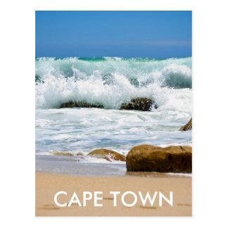 Cape Ocean, CAPE TOWN Postcard