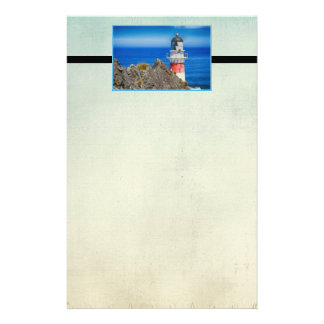Cape Palliser New Zealand Lighthouse Stationery