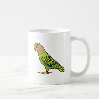 Cape Parrot Coffee Mugs