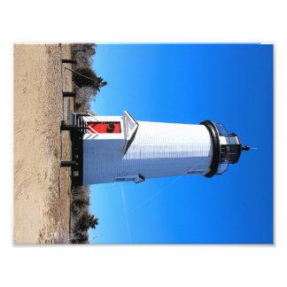 Cape Poge Lighthouse, Massachusetts Chappaquiddick Photo