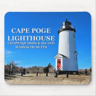 Cape Poge Lighthouse, Massachusetts Mousepad