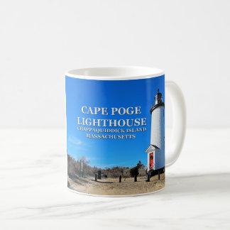 Cape Poge Lighthouse, Massachusetts Mug