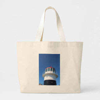 Cape Point Lighthouse South Africa Large Tote Bag