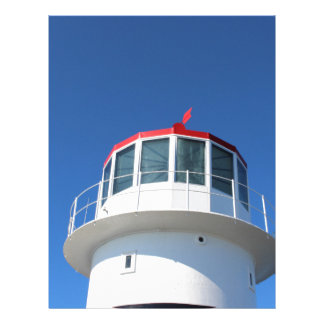 Cape Point Lighthouse South Africa Letterhead