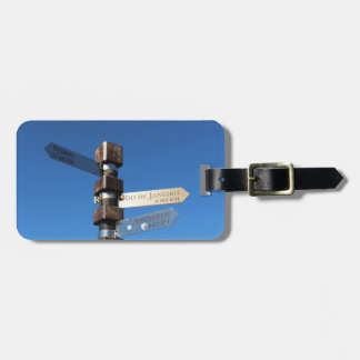 Cape Point South Africa Luggage Tag