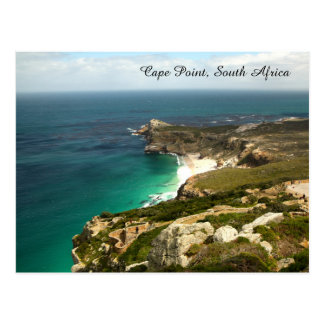 Cape Point, South Africa Postcard