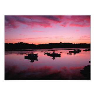 Cape Porpoise Harbor Photo Print