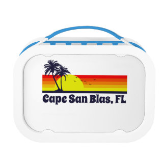 Cape San Blas Florida Lunchboxes