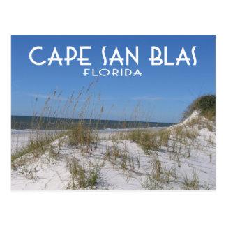 Cape San Blas Florida Postcard