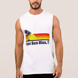 Cape San Blas Florida Sleeveless Shirt