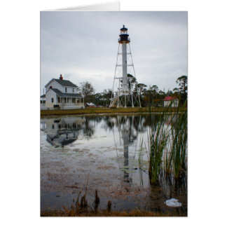 Cape San Blas lighthouse Card