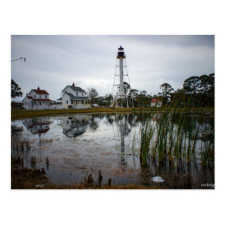Cape San Blas lighthouse Postcard