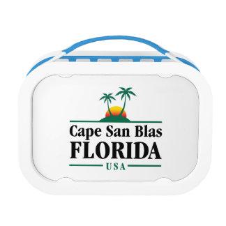 Cape San Blas Lunch Box