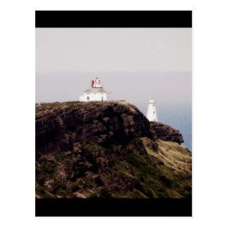 Cape Spear Lighthouse Postcard