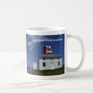 Cape Spear, Newfoundland Coffee Mug