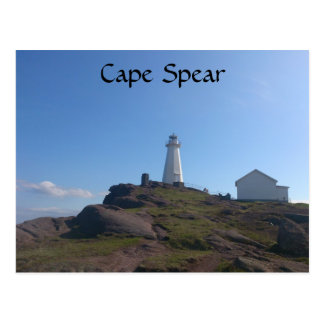 Cape Spear Postcard