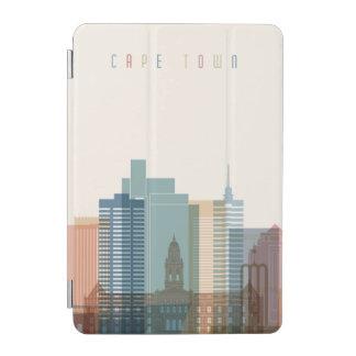 Cape Town, Africa   City Skyline iPad Mini Cover