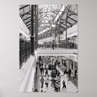 Cape Town Canal Walk Mall Kodak Film Poster