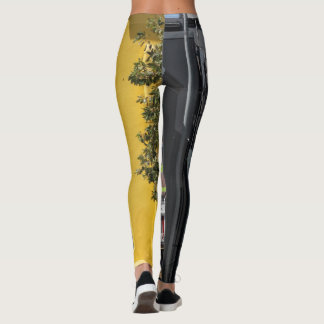 Cape Town Cityscape Funky Leggings