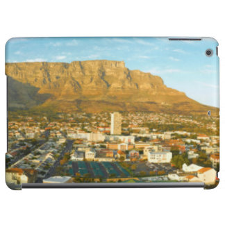 Cape Town Cityscape With Table Mountain Cover For iPad Air
