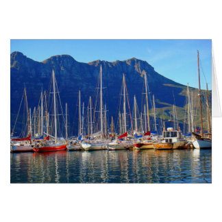 Cape Town Harbour Card