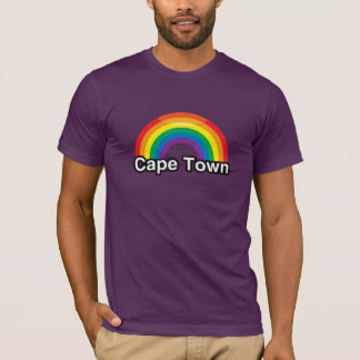 CAPE TOWN PRIDE RAINBOW -.png T-Shirt