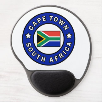 Cape Town South Africa Gel Mouse Pad