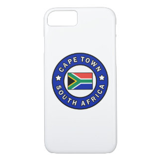 Cape Town South Africa iPhone 8/7 Case