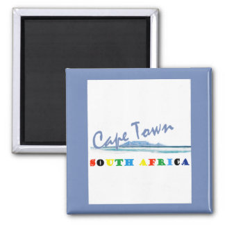 Cape Town South Africa Magnet
