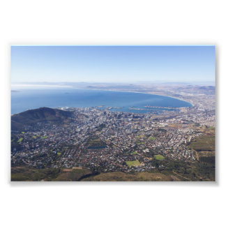 Cape Town, South Africa, Photo Print