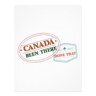 Cape Verde Been There Done That Custom Letterhead