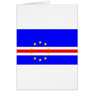 Cape Verde Greeting Cards