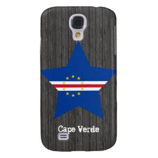 Cape Verde Galaxy S4 Cases
