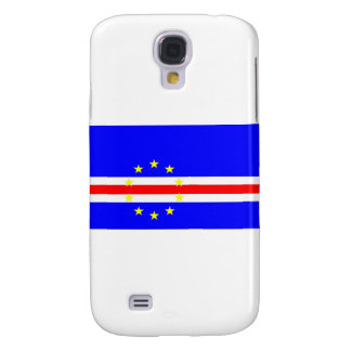 Cape Verde Galaxy S4 Case