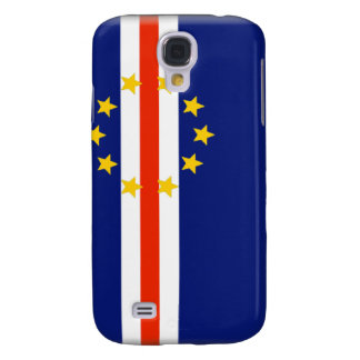 Cape Verde  Samsung Galaxy S4 Case