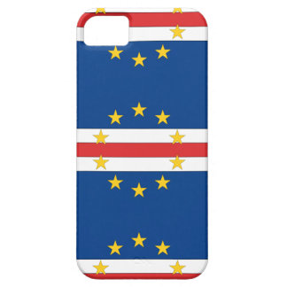 Cape Verde Case For iPhone 5/5S