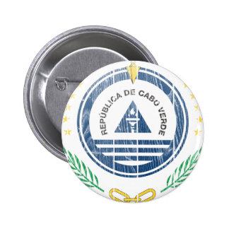 Cape Verde Coat Of Arms Button