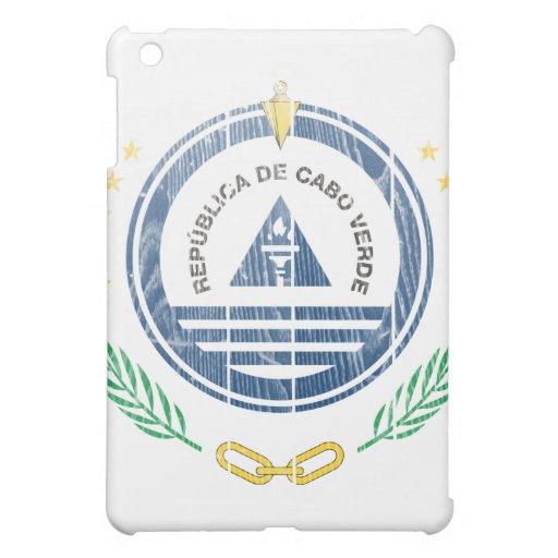 Cape Verde Coat Of Arms iPad Mini Covers