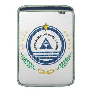 Cape Verde Coat Of Arms MacBook Air Sleeves