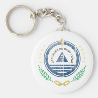 Cape Verde Coat Of Arms Key Chains