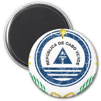 Cape Verde Coat Of Arms Refrigerator Magnet