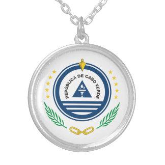 Cape Verde Coat Of Arms Pendants