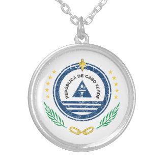 Cape Verde Coat Of Arms Pendant