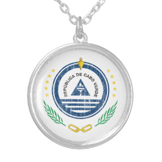 Cape Verde Coat Of Arms Jewelry