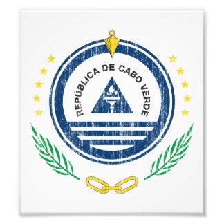 Cape Verde Coat Of Arms Photo Art