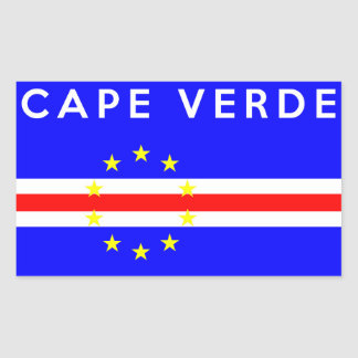 cape verde country flag symbol name text