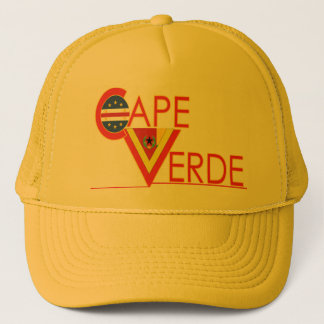 Cape Verde CV Trucker Hat
