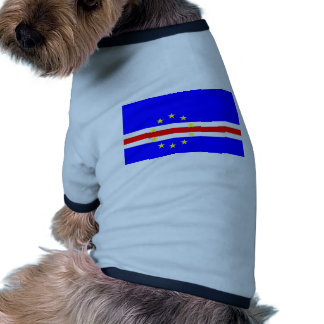Cape Verde Pet Shirt