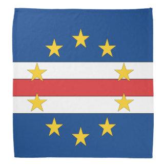 Cape Verde Flag Bandana