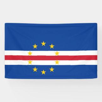 Cape Verde Flag Banner